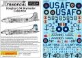 Обзор Revell 1/72 C-54D Skymaster - запоздалый первый взгляд: