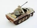 Great Wall Hobby 1/35 FlaK 43 Schwere Wehrmacht Schlepper - зима 1944-45 года