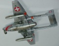 A-Model 1/72 DH-100 Vampire(s) 1,3,6 - кровосиси