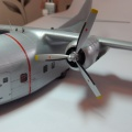Roden 1/72 C-123B Provider Air America