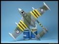 CMR 1/72 De Havilland Venom Fb.4