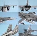 Конверсия Звезда 1/72 Су-24М - копейка