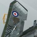 Airfix 1/72 English Elecnric Lightning F.2-A