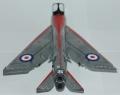 Sword 1/72 English Electric Lightning T. Mk4