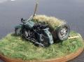 Звезда 1/35 мотоцикл М-72