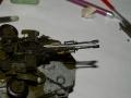 Обзор Meng 1/35 Russian Light AA Gun set