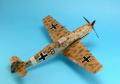 Eduard 1/48 Bf-109E7 - Ещё один Африканец