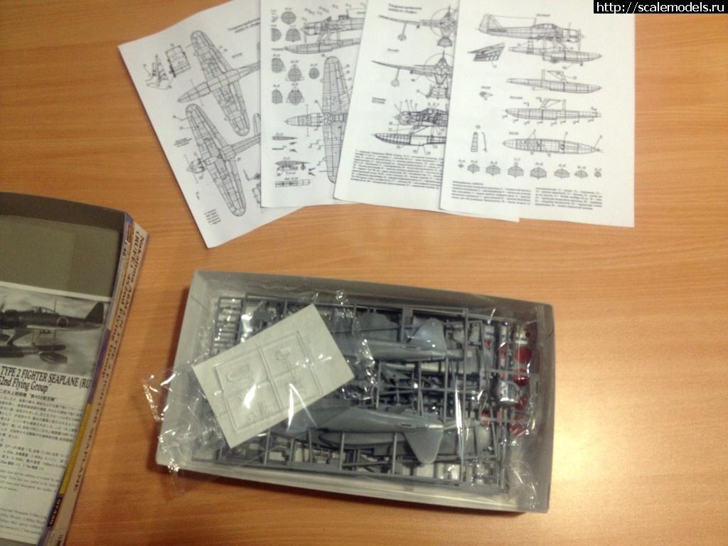 Hasegawa A6M2-N Rufe 1/48 Закрыть окно