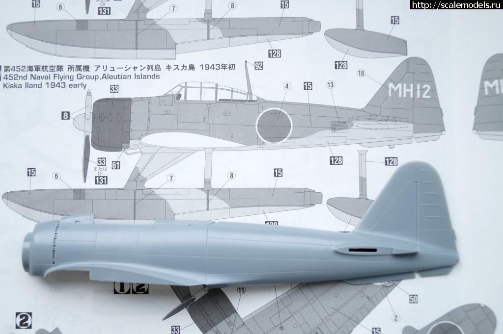 #1277516/ Hasegawa A6M2-N Rufe 1/48 Закрыть окно