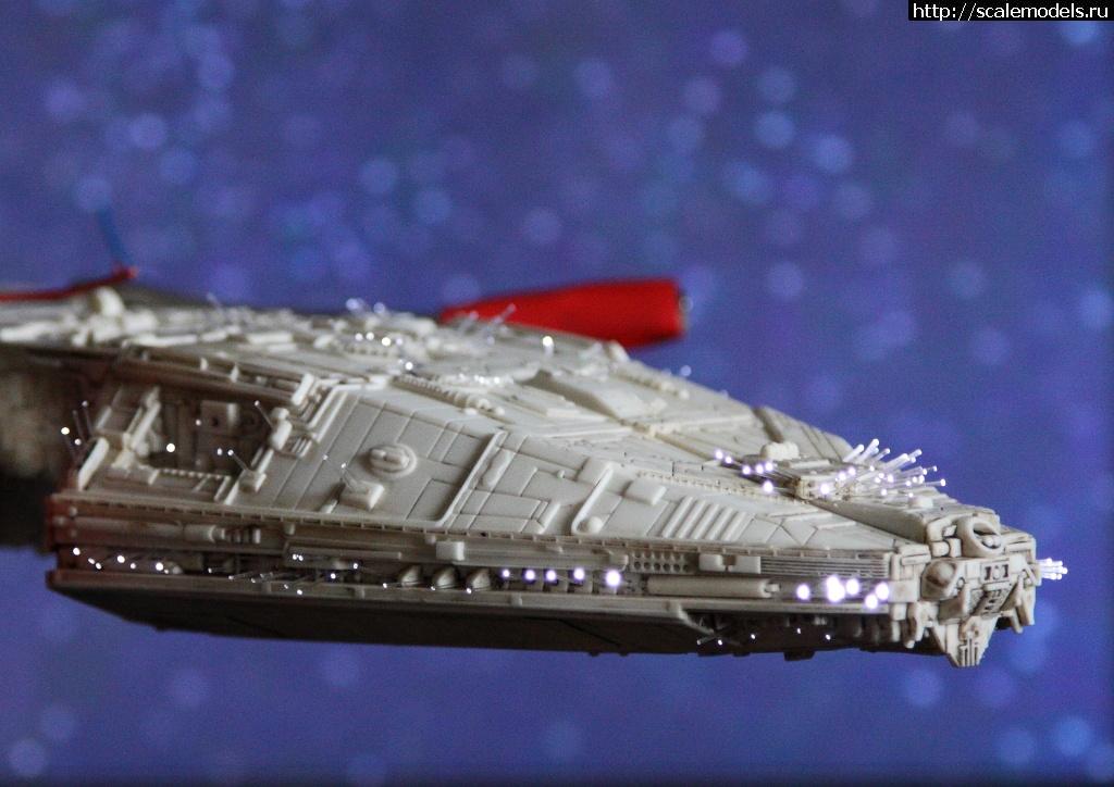 #1279469/ BATTLESTAR GALACTICA, сборка боевого крейсера от Revell/Moeb Закрыть окно