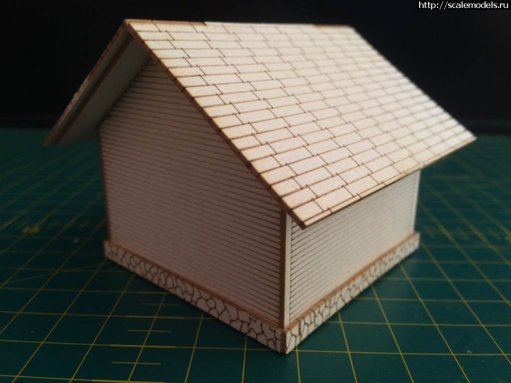 Сельский дом (Вариант 2) Закрыть окно