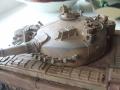 Звезда 1/35 Т-72А Сирия, моя первая модель