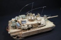 Meng 1/35 U.S. Main Battle Tank Abrams M1A2 Tusk I