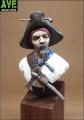 AVE-miniatures 1/10 Бюст Пират