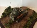 Бумажная Планета 1/25 Light Tank Mk.VI A