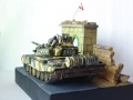 Звезда 1/72 Т-90 - Боец со вселенским тероризмом