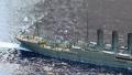 Самоделка 1/700 Вспомогательный крейсер Лена