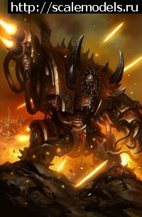 Games-Workshop Warhammer 40 000 Helbrute (starter) (ГОТОВО) Закрыть окно