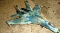 Звезда 1/72 Су-27 - Полные дрова
