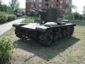 В Сызрани установлен танк Т-26