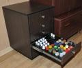 Тумба-органайзер под краску и химию