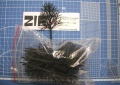 Обзор ZIPMaket Каркас дерева овальный