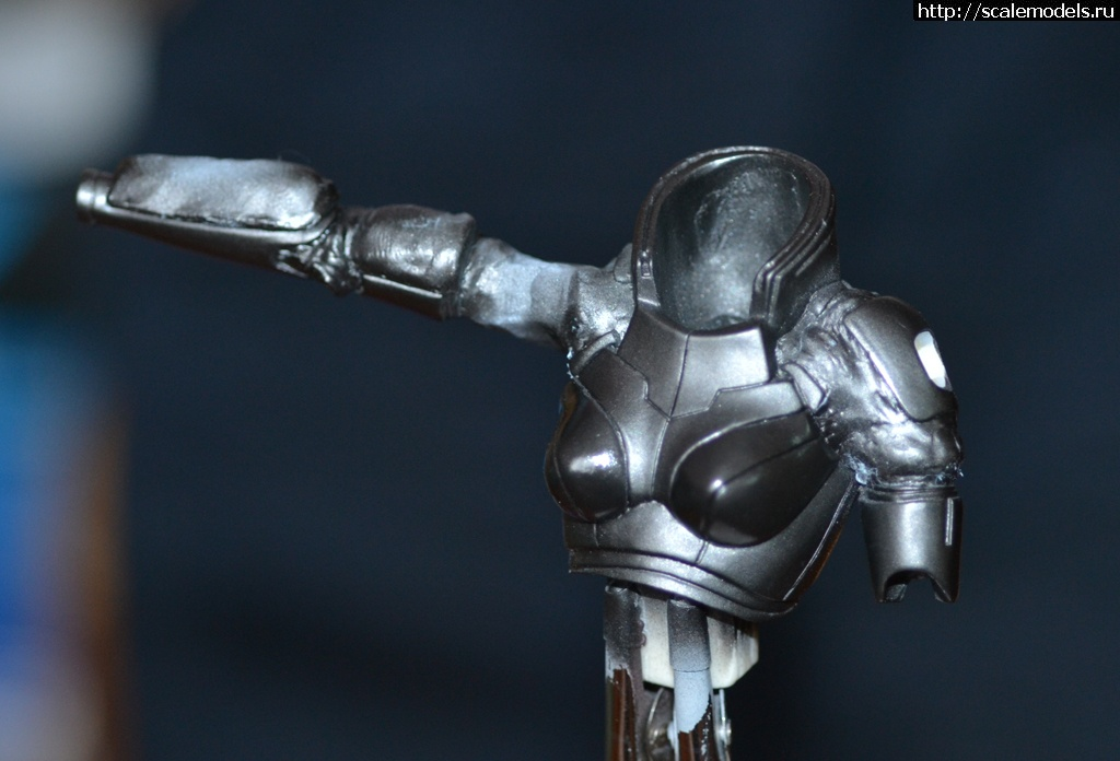 #1291158/ FG 7365 Commander Shepard 1/7 - ГОТОВО Закрыть окно
