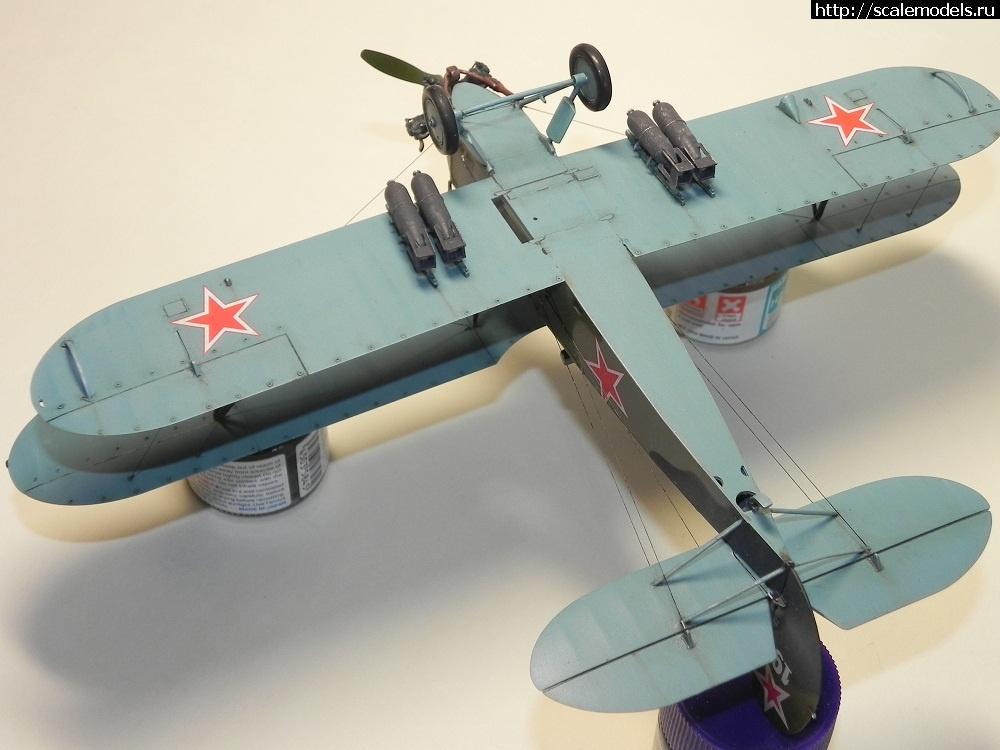 Самолеты Поликарпова - голосование 1/48 Закрыть окно