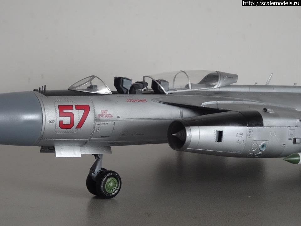 Bobcat Model (ex-Xuntong) 1/48 Yak-28P Firebar Закрыть окно