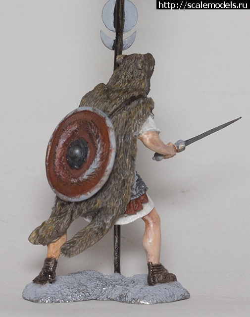 #1296137/ Римские центурион и аквилифер - 54 мм, Солдатики Публия Закрыть окно