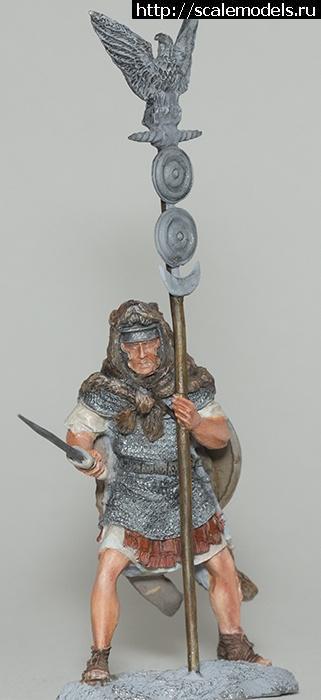 #1296573/ Римские центурион и аквилифер - 54 мм, Солдатики Публия Закрыть окно