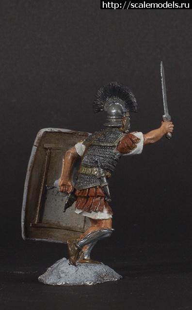 #1297407/ Римские центурион и аквилифер - 54 мм, Солдатики Публия Закрыть окно