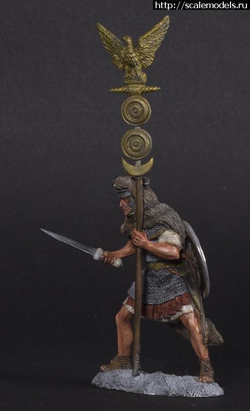 #1298008/ Римские центурион и аквилифер - 54 мм, Солдатики Публия Закрыть окно