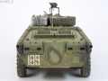 Звезда 1/35 БТР-70 (Афганская война 1979-1989) - Проба пера