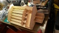 Малогабаритный органайзер для химии и нструментов