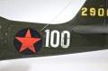 Eduard 1/48 P-39N-0 Airacobra - первая сотка Покрышкина