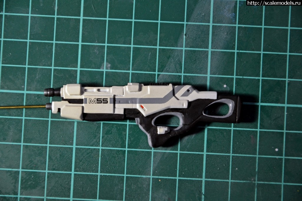 #1299666/ FG 7365 Commander Shepard 1/7 - ГОТОВО Закрыть окно