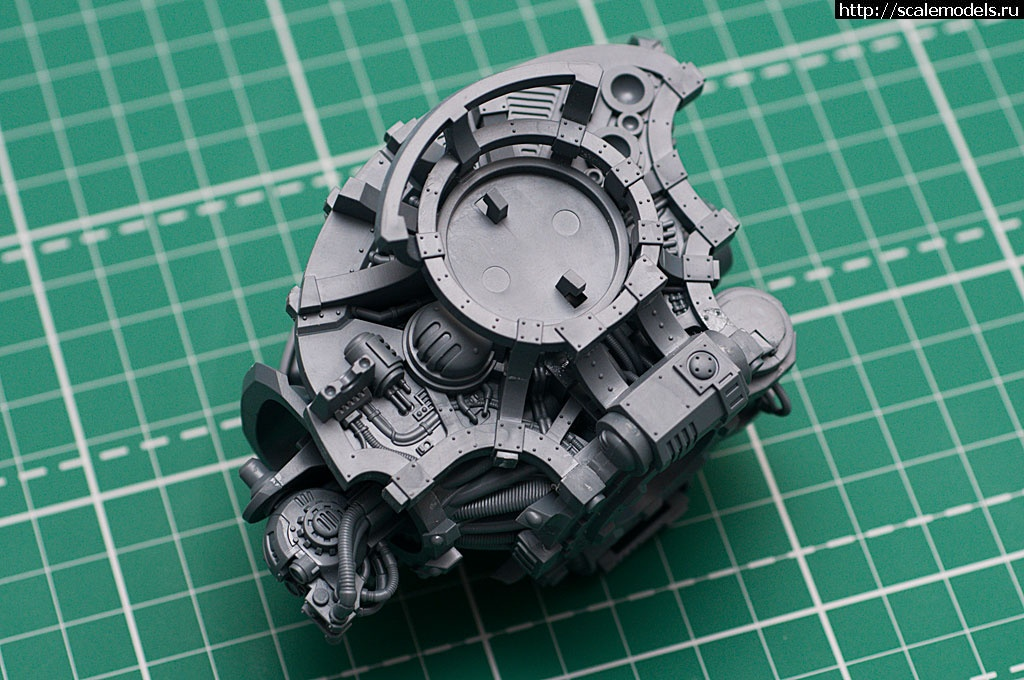 #1301395/ GamesWorkshop Imperial Knight (Warhammer 40k) - готово Закрыть окно