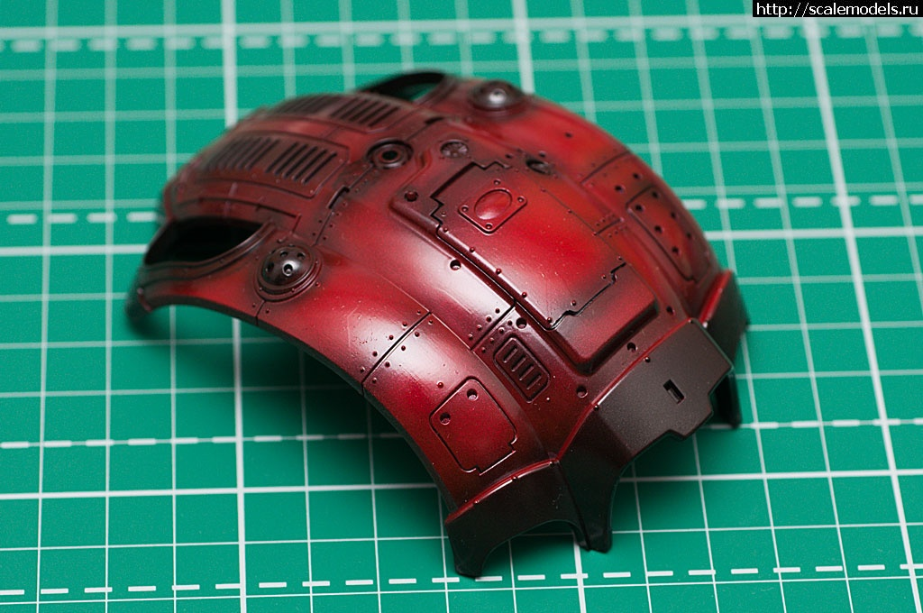 #1302713/ GamesWorkshop Imperial Knight (Warhammer 40k) - готово Закрыть окно
