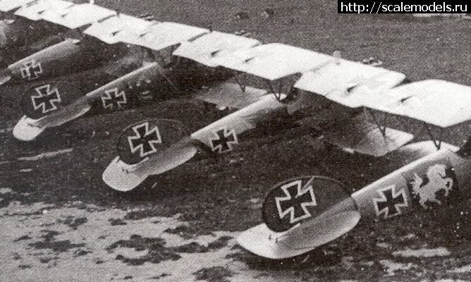 Albatros D.V Rumey - Eduard - 1/48 - ГОТОВО! Закрыть окно