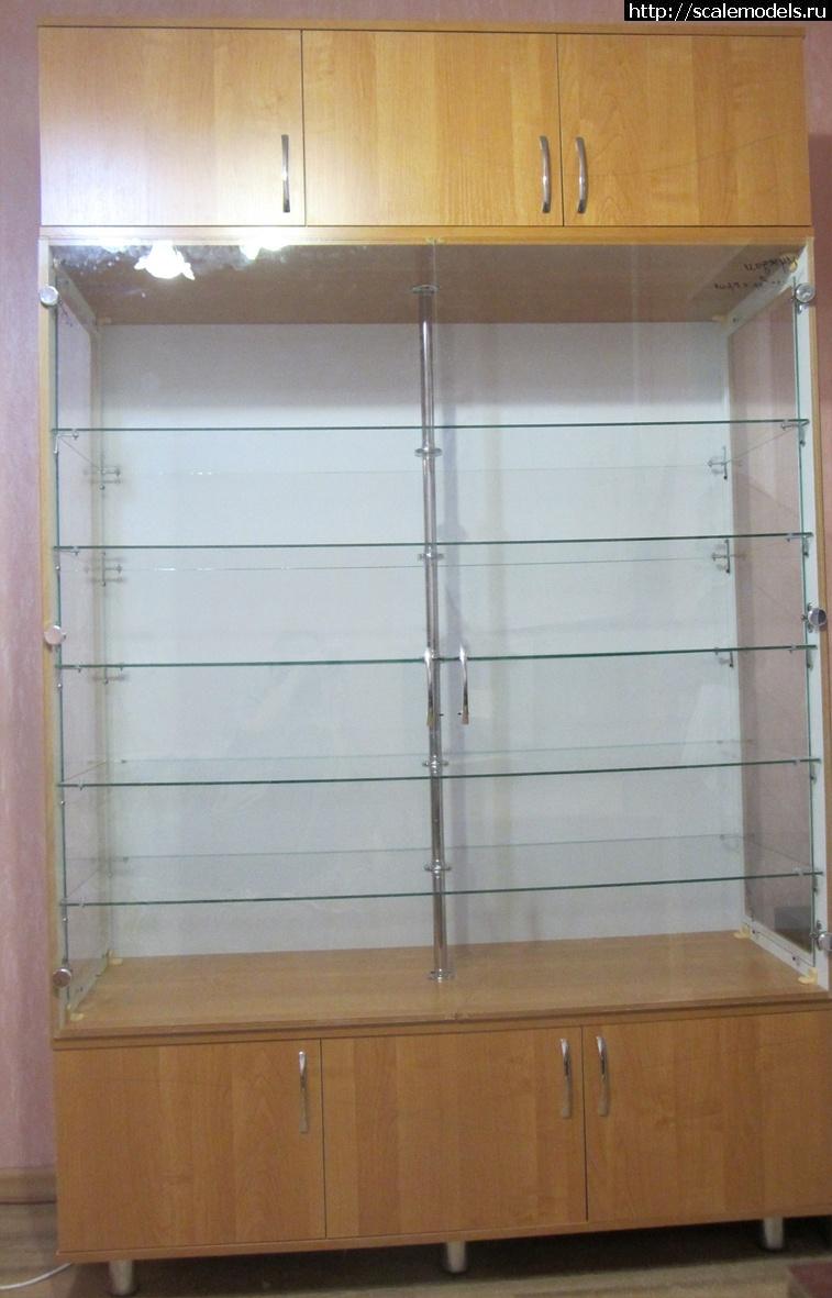 Просмотр картинки : #1307182/ стеллаж,шкаф для моделей.