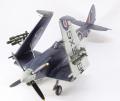 Airfix 1/48 Seafire F.Mk XVII