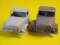 Кабины и колеса грузовиков 1/72 от Танкограда