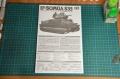 Обзор Tamiya 1/35 Somua S35 (ITEM 35344)