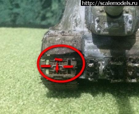 #1313610/ Dragon 1/35 ИСУ-152(#10451) - обсуждение Закрыть окно