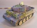Звезда 1/35 Panzerkampfwagen VI Tiger early Ausf.e