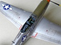 Tamiya 1/72 P-51D Mustang Daisy Mae
