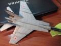 ICM 1/72 МИГ-25ПД