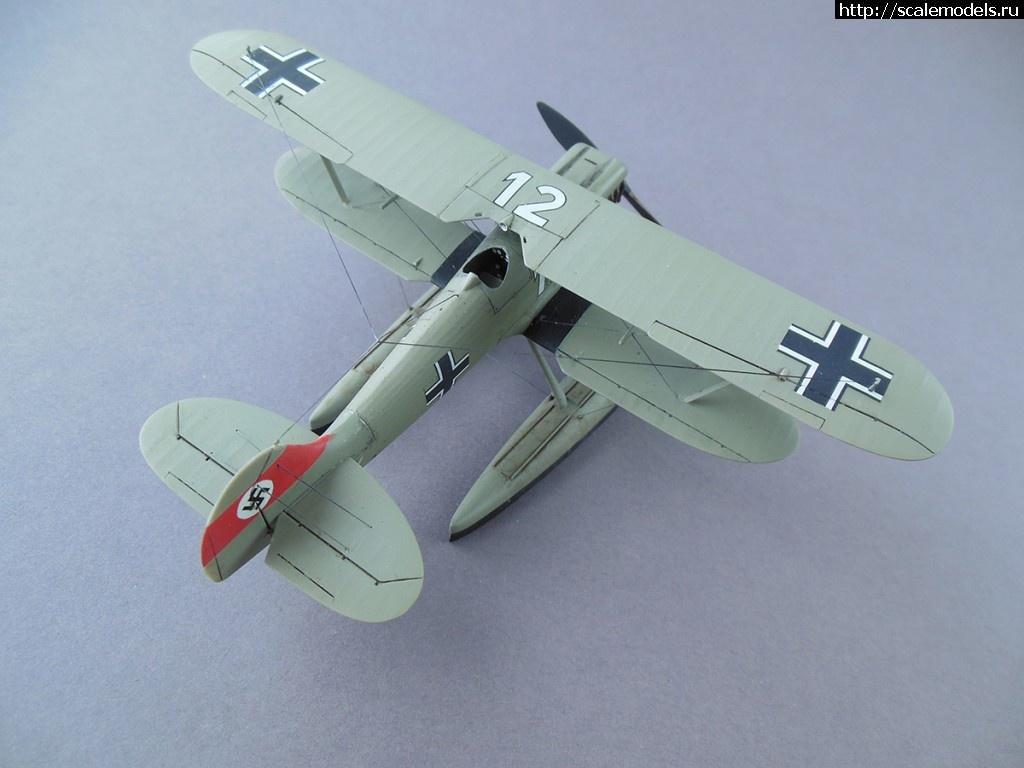 #1318567/ ICM 1/72 Heinkel He-51B-2(#10480) - обсуждение Закрыть окно