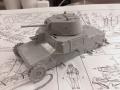 Звезда 1/35 M13/40 Итальянский средний танк